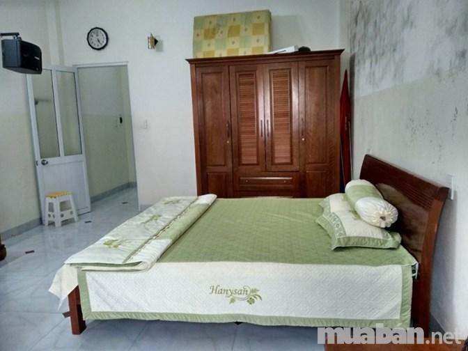 Cho thuê nhà 3 tầng đường An Nhơn 1, Quận Sơn Trà. Gần cầu Sông Hàn.