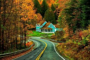 Phong thủy xây nhà – 9 thế đất đẹp (đai lưng ôm ngọc ) mang lại tài lộc và may mắn