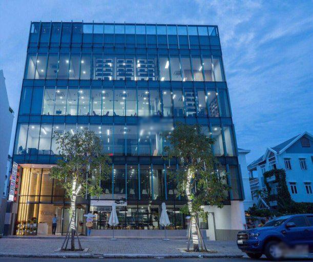 Cho thuê gấp tòa nhà HXH Trương Quốc Dung, Phú Nhuận