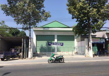 (MT0018) Cho Thuê Nhà Nguyên Căn Mặt Tiền Đường Lê Hồng Phong – BD