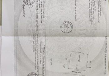Cần bán đất tại P. Tân Phước Khánh giá rẻ, diện tích lớn