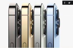 Những điểm khác biệt trên iPhone 13